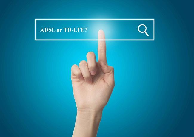 کدام یک را انتخاب کنید؟ اینترنت ADSL یا اینترنت TD-LTE
