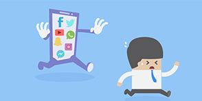 از امروز بهسادگی اعتیاد به شبکههای اجتماعی را ترک کنید