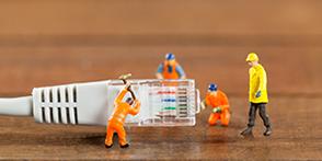 اینترنت ADSL و خطوط فیبرنوری یا PCM